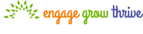 Engage Grow Thrive Logo